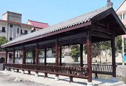 古建长廊凉亭多少钱一米?古建长廊凉亭价格是多少?