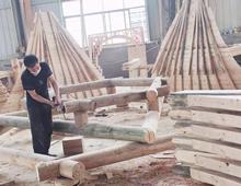 防腐木凉亭生产基地,中国凉亭生产主要基地是指哪里?